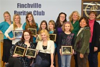 Click to view album: 2012 Awards Banquet Photo's